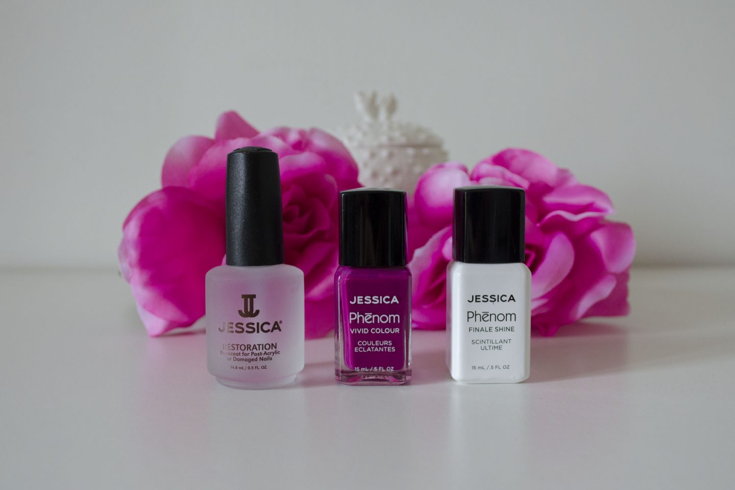 BEAUTY | MANICURE TIME: JESSICA COSMETICS