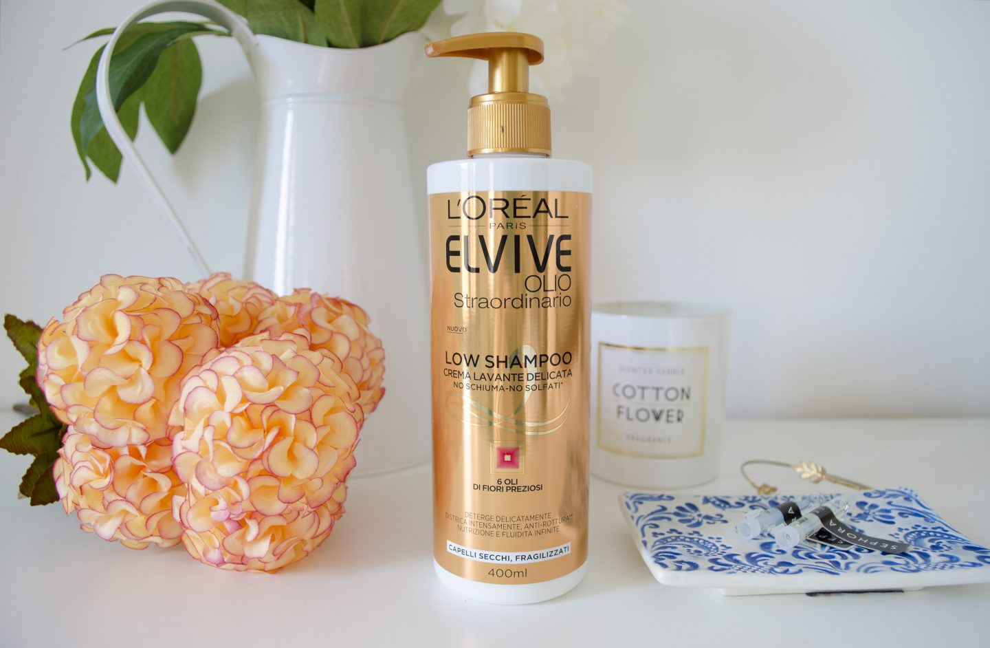 BEAUTY | REVIEW: ELVIVE LOW SHAMPOO BY L'OREAL