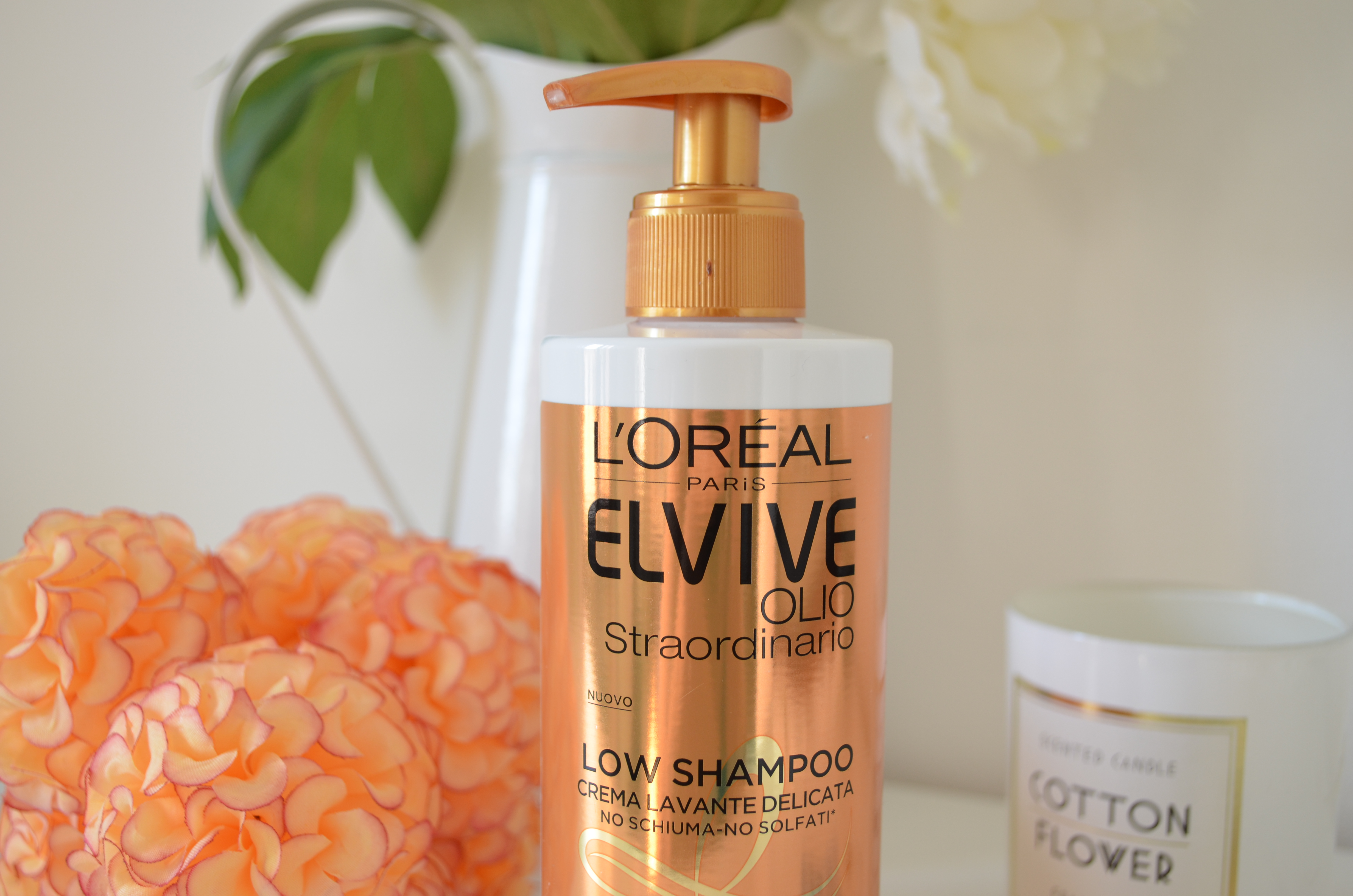 Elvive_Low_Shampoo_L'Oreal_Review_Lily'sColours