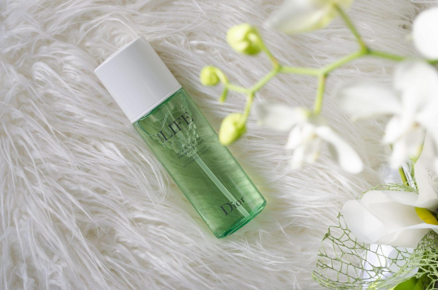 BEAUTY | REVIEW: DIOR HYDRA LIFE – LOTION TO FOAM FRESH CLEANSER